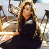 HAIR YES or HAIR NO: Ciara Debuts Blonde And Brunette Faux Dreadlocks
