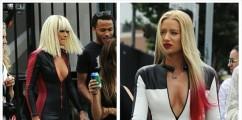 ON SET: Iggy Azalea x Rita Ora Spotted Shooting Their Music Video For