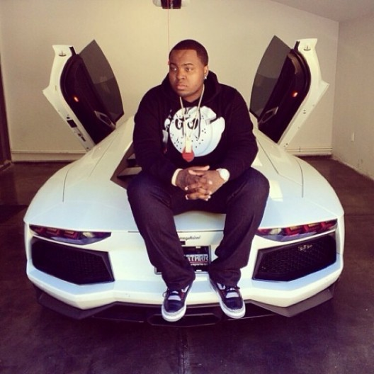 NO FLEX ZONE: Singer Sean Kingston Fails To Make Car Payments, Third Car Get's Repossessed