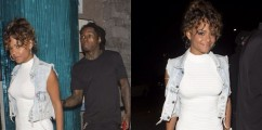 Yup They Go Together: Lil Wayne & Christina Milian Spotted Out Together AGAIN!