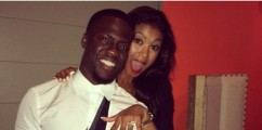 She Said YES: Funny Man @kevinhart4real Pops The Big Question To Girlfriend Eniko Parrish
