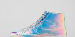 "DOPENESS: Nike Womans Blazer Mid ""Iridescent"""