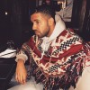 FELLAS WOULD YOU ROCK?: Drake Flexing In A Chanel Poncho