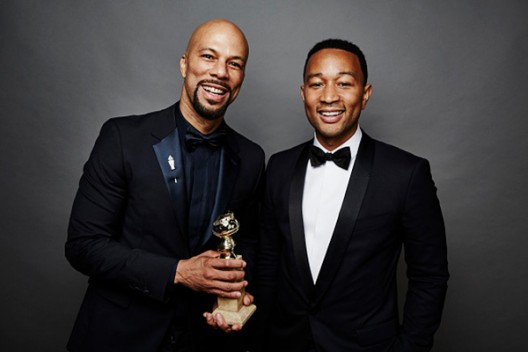 CONGRATS: COMMON & JOHN LEGEND'S POWERFUL TRACK