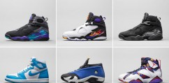 AYO SNEAKER HEADS: JORDAN BRAND PREVIEWS THE HOLIDAY 2015 RETRO LINEUP