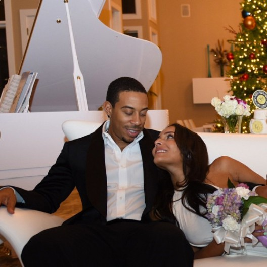 Is Ludacris & His New Wife Eudoxie Expecting Their 1st Child Together?