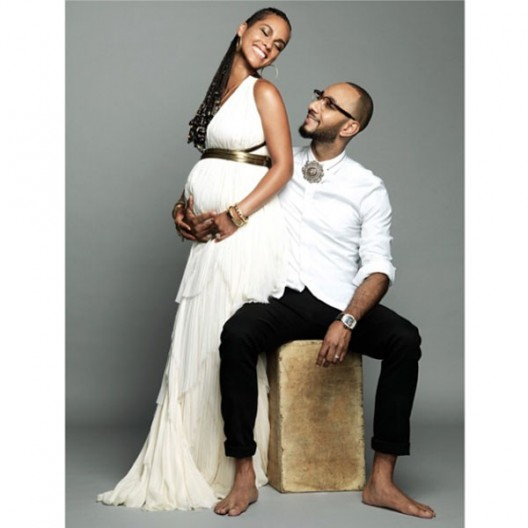 Meet The Baby: Alicia Keys Shares Family Photo Including New Baby Boy Genesis Ali