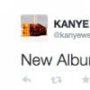 KANYE WEST SHARES NEW ALBUM TITLE & ARTWORK