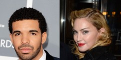 VIDEO: MADONNA MAKES OUT WITH DRAKE @ COACHELLA