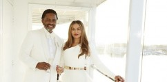 (CONGRATS) TINA KNOWLES: BEYONCE'S MOTHER GET'S MARRIED A SECOND TIME