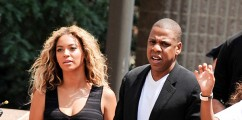 The Carters Head To Balitimore: Beyonce & Jay Z Visit The Family Of Freddie Gray