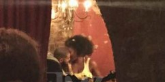 NEW COUPLE ALERT ?!? : DRAKE & SERENA WILLIAMS SPOTTED OUT AT DINNER APPEARING TO BE MORE THAN FRIENDS