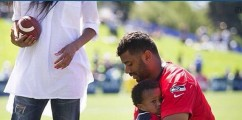 Rapper Future Is NOT Here For His Son's Unofficial Stepdad Russell Wilson