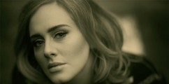 WATCH: ADELE'S NEW MUSIC VIDEO