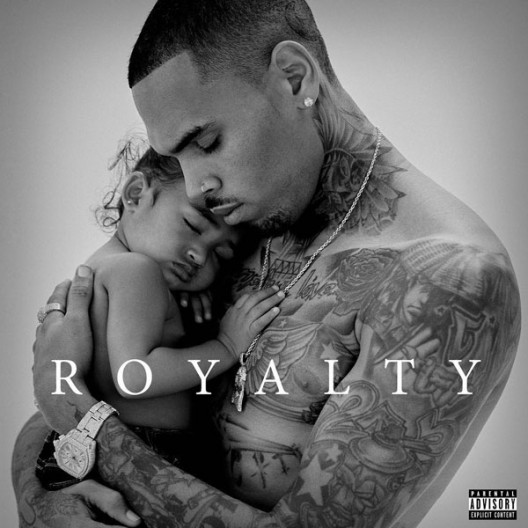 CHRIS BROWN REVEALS HIS NEW ALBUM COVER ART FEATURING HIS DAUGHTER ROYALTY