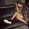 Jourdan Dunn x Buscemi's Holiday 2015 Campaign