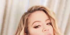 NEW HAIR ALERT : Khloe Kardashian Serves Hotness With Her New Cut