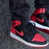 "SHUTUP CANDI: Air Jordan 1 Retro High ""Bred"" To Return In 2016?"