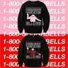 HOLIDAY HOTNESS: Drake Sleigh Bells Ring Sweatshirt By Cup Cake Mafia (Ugly Xmas)