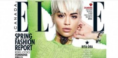 Rita Ora Covers ELLE Canada + Singer Sues Roc Nation: I Feel 'Orphaned'