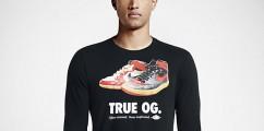 "ROCK or NOT: Air Jordan ""True OG"" Tee"