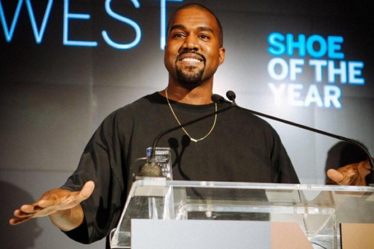 CLAP FOR HIM: Kanye West's Yeezy Boost Wins Shoe of the Year