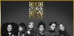 YOUNG BLACK & FOC-- USED: Six of Hollywood's Most Talented Black Actresses Grace The Cover of Kode Magazine