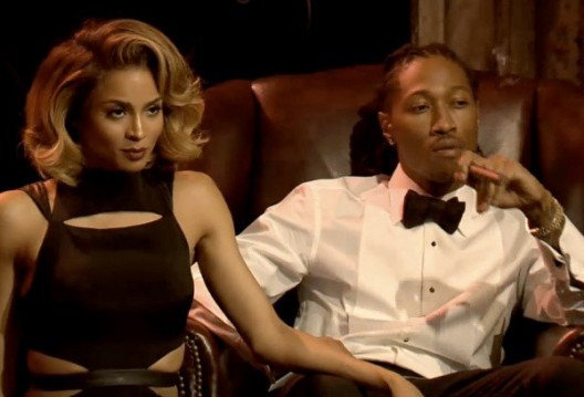 """When A Man Is Fed Up: Future Goes In On Ciara Via Twitter """"This B**ch Got Control Problems"""""""