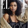 ACTION: Taraji P. Henson Graces the Cover of ELLE Magazine's February 2016 Issue