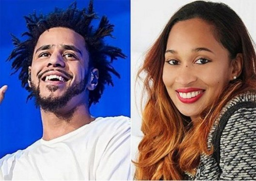 SORRY LADIES: Rapper J.Cole Is A Married Man