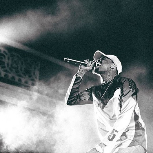 The Ultimate R&B Song: Chris Brown Gearing Up To Release A Mega Remix Of