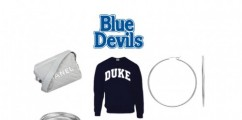 STYLE MOTIVATION: Show Your Team Spirit In Style For March Madness