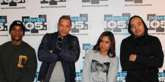 WATCH: LHHNY's Peter Gunz Interview At The Breakfast Club Power 105.1