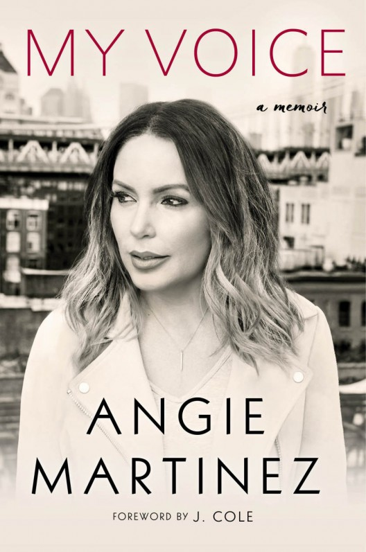 CLAP FOR HER: Angie Martinez Announces New Memoir 'My Voice'