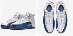 New Release Date For Air Jordan Retro 12 'French Blue'