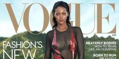 Rihanna For Vogue April 2016 Issue
