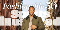 Sports Illustrated Reveals Its Fashionable 50 List Featuring Victor Cruz, Russell Westbrook + More