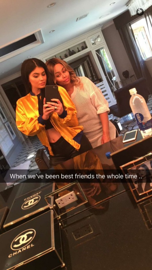 GTFOH NEWS: Blac Chyna x Kylie Jenner End Fake Beef