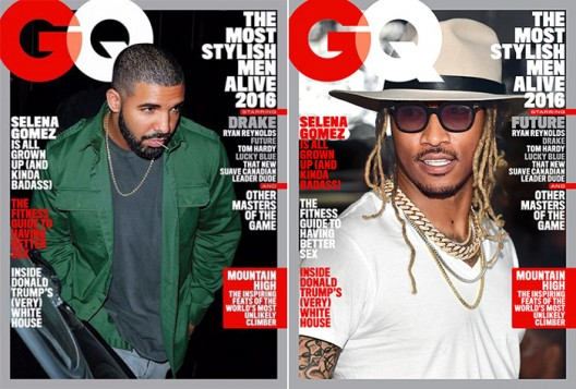 Drake x Future Named 'Most Stylish Men In The World' By GQ