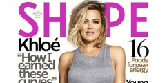 Khloe Kardashian x Shape Magazine: Proud Of Her Body Not Too Pleased With Cover Photo
