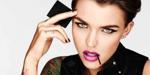 WATCH: Ruby Rose x Urban Decay 'Biggest Lipstick Launch Ever'