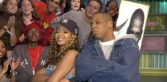 TBT: Jay Z x Beyonce' Perform On TRL In 2002 ( WATCH )