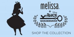 Check Out The Super Cute Melissa Shoes x Alice In Wonderland Inspired Collection