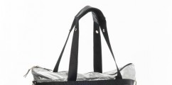 Hey Fashionistas!  Check Out The Metallic Fashion Tech Bag from ANDI New York