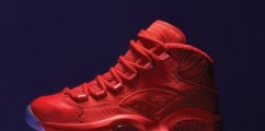 SneakHER WANTS: All-Red Teyana Taylor x Reebok Question Mid