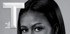 FLOTUS SLAY: Michelle Obama Stuns On The Cover Of T Magazine