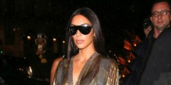 Yikes: Kim Kardashian West Tied Up & Robbed In Paris