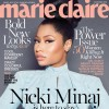 Nicki Minaj For Marie Claire's November 2016 Cover