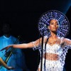 WATCH: Solange Performs 'Cranes in the Sky' & 'Don't Touch My Hair' On Saturday Night Live