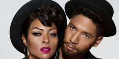 Taraji P. Henson x  Jussie Smollett Are The New Faces of MAC Viva Glam 2017